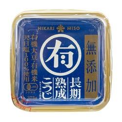 Hikari maruyu additive free koji miso top
