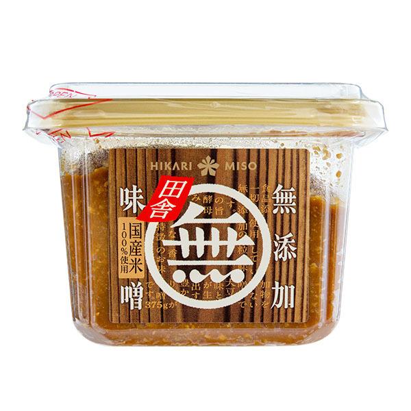 Hikari inaka additive free miso front
