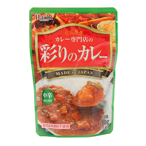 10178 hachi instant curry medium hot