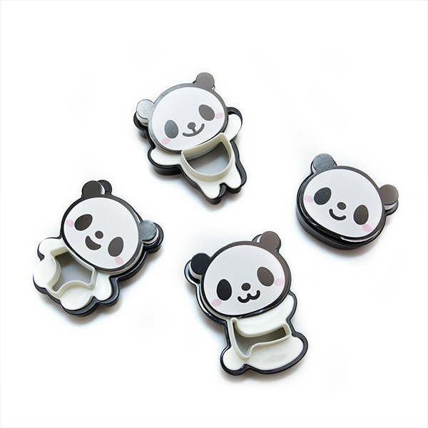 10228 panda shaped cookie cutters main