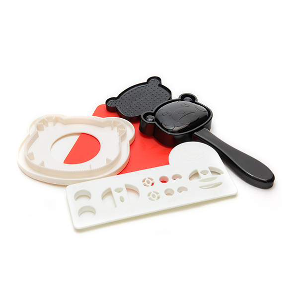 10234 kumamon rice mould set main