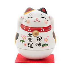 10382 lucky cat rocking toy