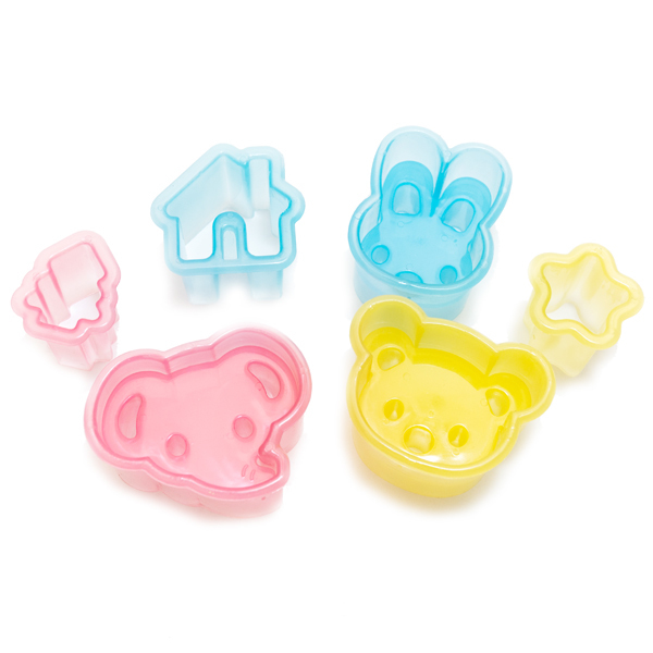 10489 animal mould cutters
