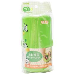 10495 onigiri box green back