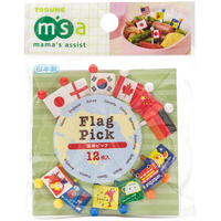 Flag Bento Picks