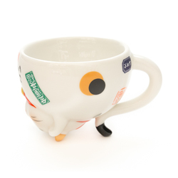 10649 lucky cat espresso cup side