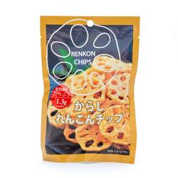 6320 sokan renkon mustard chips