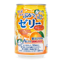 10717 sangaria orange jelly drink