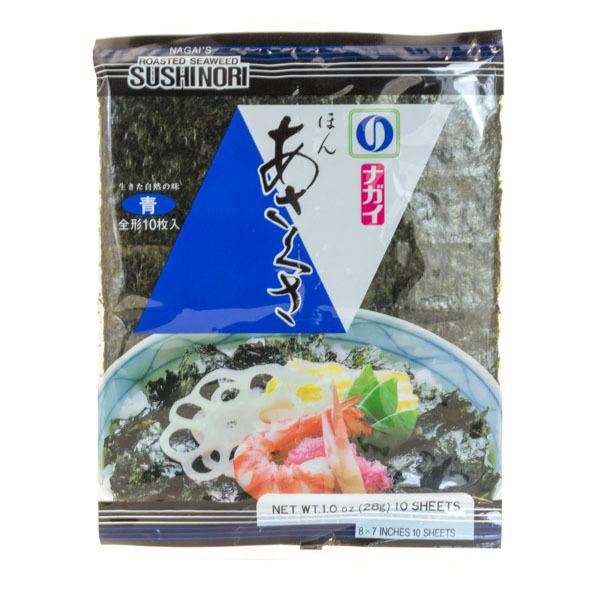 825 nagai nori seaweed blue