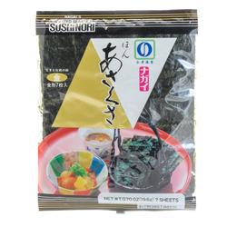 826 nagai nori seaweed gold