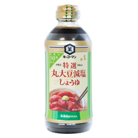 Kikkoman Special Marudaizu Reduced Salt Soy Sauce