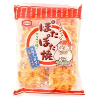 Kamedaseika Sugar Soy Sauce Rice Crackers