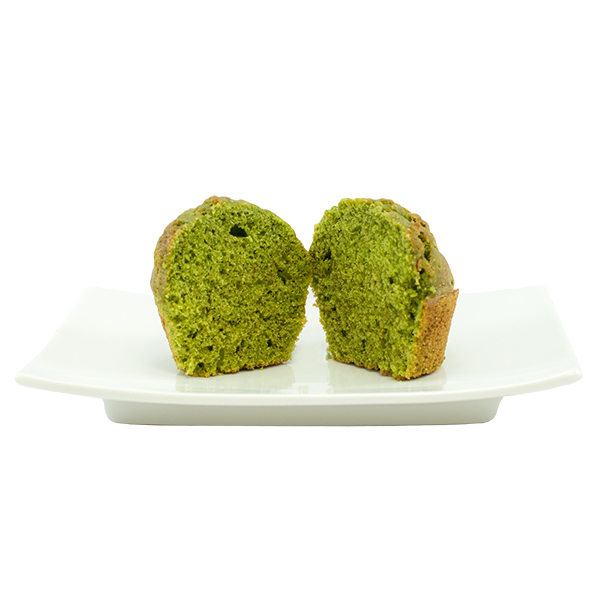 3561 matcha muffin open