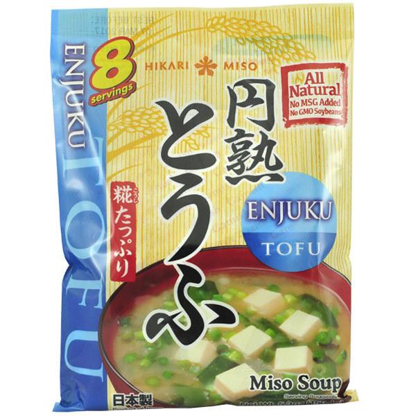 Hikari miso enjuku tofu