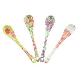 11274 teaspoons japanese flower pattern main