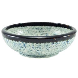 11313 bowl blue waves side