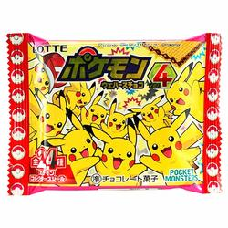 11384 lotte pokemon chocolate wafer
