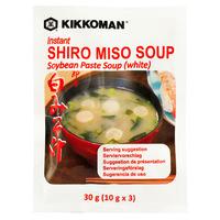 Kikkoman Instant White Miso Soup