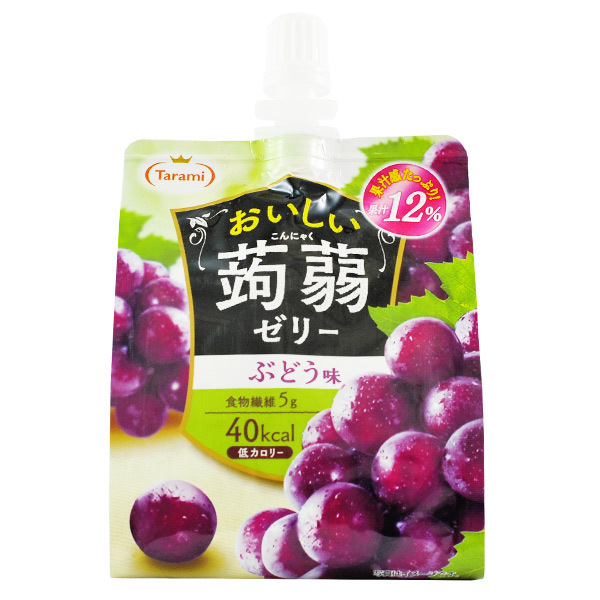 11509 tarami grape konnyaku jelly