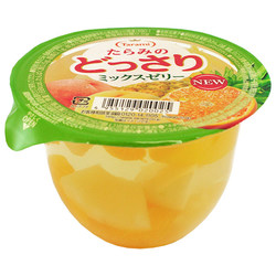 11515 tarami mixed fruit jelly large side