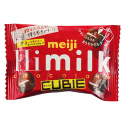 11981 meiji cubie hi milk chocolate