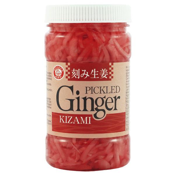 Picked ginger