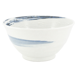 11598 bowl blue brushstroke swirl 1