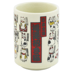 11573 teacup multiple lucky cats