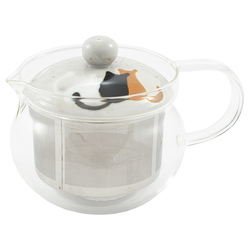 11664 teapot glass cat