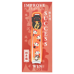 12449 corazon lucky cat nail clipper red