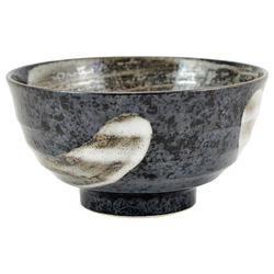 6240 ceramic noodle bowl front