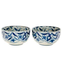 12302 ceramic bowl set front