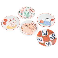 12309 ceramic side plate set main
