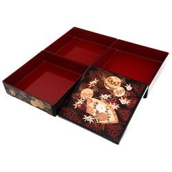 12350 jubako bento box temari open