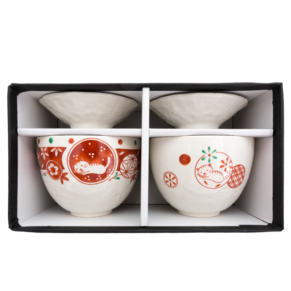 12318 ceramic dining set box