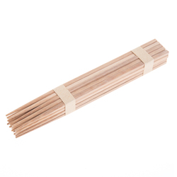 12378 thin chopsticks bamboo back