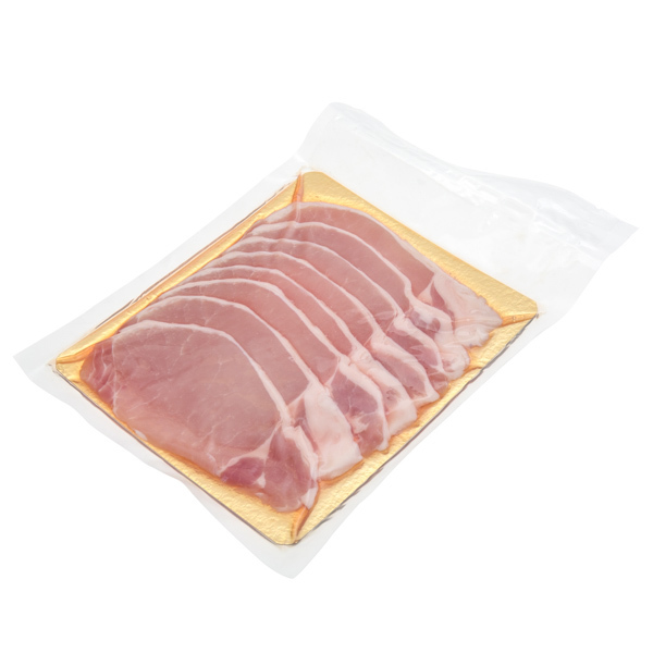 12616 sliced pork loin for shoga yaki vacuum pack