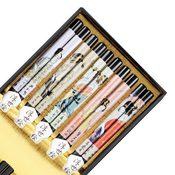 12609 chopsticks set closeup
