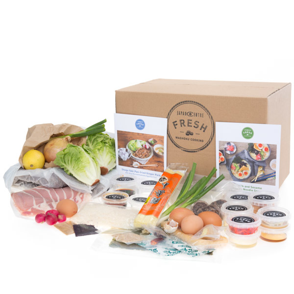 Japan centre japan centre fresh trial box trial box 2 meals for 2 people forumfinder Image collections