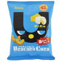 Tohato Uracara Corn Cheese Snacks