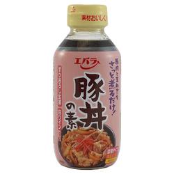 12714 ebara butadon sauce