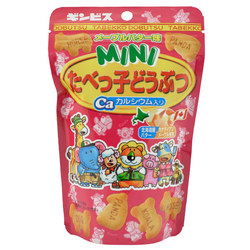 12717 ginbis tabekko maple butter animal biscuits