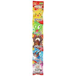 12766 lotte pokemon ramune tablet candy set