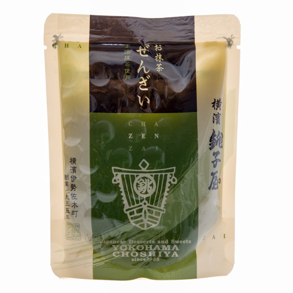 12792 choshiya uji matcha sweet red beans