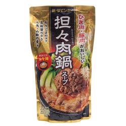 12772 daisho tantan meat nabe hotpot soup stock