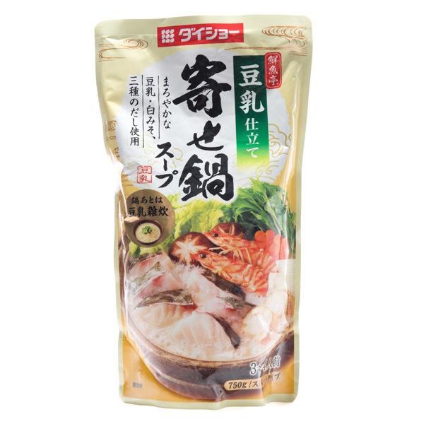 12771 daisho soy milk yose nabe hotpot soup stock