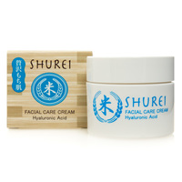 Naris Shurei Facial Care Cream  Hyaluronic Acid