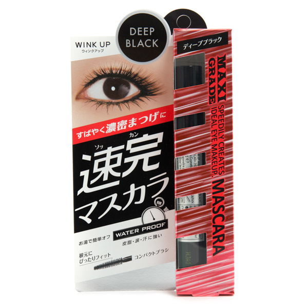 12868 naris wink up maxi grade mascara deep black