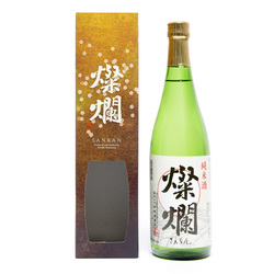 12867 tonoike shuzo sanran junmai sake