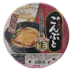 5519 nissin gonbuto kitsune udon with fried tofu